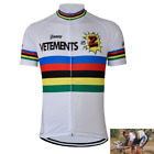 Maillot Z Cycliste Retro Vintage Classic Cyclism Greg Lemond Tour de France
