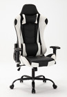Gaming computer home office recliner height adjustable armrest PU chair