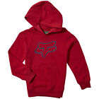 Fox Racing Legacy Youth Pullover Hoody Chili