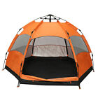 Waterproof Automatic 5-6 People Outdoor Instant Popup Tent Camping Hiking AUTIUV