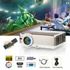 HD Video Projector 1080P Home Theater Proyector Multimedia Game Party Kids Gift