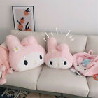 Anime My Melody Pillow Plush Toys Doll Sofa Pillow Ornament Cosplay Present Pink
