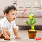 Внешний вид - 2021 new Parrot Cactus that can Sing and Dancing Toy Electronic Shake Childhood