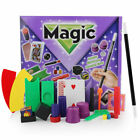 Junior Simple Children Tricks Toy With DVD Teaching Professional Magic Props Set