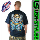 7.62 DESIGN T-SHIRT SHIRT SHELLBACKS ANCIENT NAVY NEW