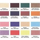 Self Adhesive Dolls House Carpet 482 x 330mm - Assorted Colours Available