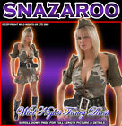 FANCY DRESS COSTUME SEXY ARMY GIRL/ COMBAT GIRL UNIFORM