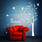 """Wall Decor Decal Sticker Removable vinyl large tree 74"""""""