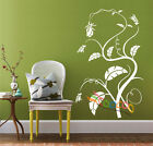 Wall Decor Decal Sticker Removable Vinyl large flower