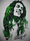 BOB MARLEY  LEAVES DREADS ZION ADULT TEE SHIRT  S-2XL