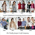 SIRDAR BABOUSKA CHUNKY PATTERN COLLECTION - VARIOUS PATTERN OPTIONS