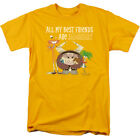 Foster's Home For Imaginary Friends Cartoon Network Licensed Adult Shirt S-3XL