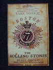 THE ROLLING STONES - KONZERTPOSTER - BOSTON 2002