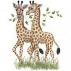 NEW ENDANGERED SPECIES BABY KIDS T-SHIRT - Giraffes