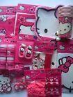 HELLO KITTY PARTY RANGE {Gemma}HK{fixed £1 UK p&p}