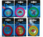 Bicycle  bike cycle kids children boys girls smiley bell horn red blue pink