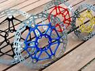 SAW Disc Brake Rotor (NEW!) Choice of size/colour (Hope)
