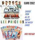MATCH ATTAX ENGLAND 2012 CHOOSE FROM ALL 28 MAN OF THE MATCH