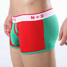 Sexy Men Polyester Underwear Big Boxers Briefs Lingerie Sport Casual Shorts