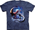 New FIGHTING T-REX DINOSAURS Youth T Shirt
