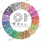 1000pcs. Acrylic Rhinestones Nail Art 20 Colors SS4 SS6 SS8 SS12 Size for choose
