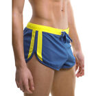 PURE Polyester Men's GYM Shorts Underwear Sports Trunks Pants