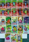 MOSHI MONSTERS MOSHLING SERIES 3 CODE CARDS Choose Pick From 99p  FREE POST UK!