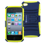 TTsims ActionShell Series Rugged case for iPhone 4 / 4S Tough Extreme Protection