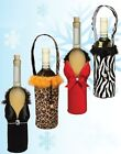 SUKI  GIRLIE DRESS WINE BOTTLE COVER, HEN, PARTY, CHRISTMAS GIFT BAG NEW