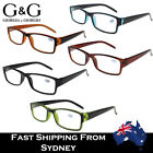 Men Women Plastic Reading Glasses Standard +1.0 1.5 2.0 2.5 3.0 3.5 Fashion New