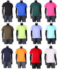 Bcpolo New Men's T-shirt Short Sleeves Cotton Crew Neck Round Neck 12 Colors