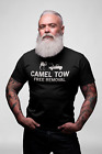 CAMEL TOE T-Shirt Mens Funny Rude Camel Tow Humour Tee Gift for You or a Mate
