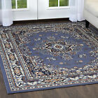 """Large Traditional 8x11 Oriental Area Rug Persian Style Carpet -Approx 7'8""""x10'8"""""""
