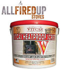 Heatproof Screed - Heat Resistant Cement 10kg / 20kg