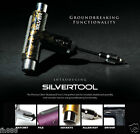 New Silver Premium Multi Function Skateboard Longboard Skate Tool, Multi Colors