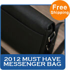 FASHION HIGH QUALITY POLYURATHANE LEATHER GUARANTEED MUST HAVE MESSENGER BAG