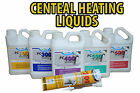 CENTRAL HEATING LIQUID INHIBITOR NOISE BUSTER, LEAK SEALER, FLUSHING CHEMICAL 1L