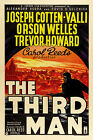 """""""THE THIRD MAN""""..Orson Welles Trevor Howard ..Classic Movie Poster A1A2A3A4Sizes"""