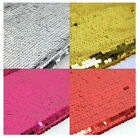 150cm Width Dense Sequin Fabric Mesh back Wedding Decoration Material By Yard