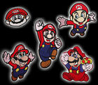 Nintendo SUPER MARIO BROS. Embroidered Iron-On Patch Series - Pick A Favourite!
