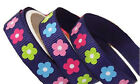 3m/6m/12m Grosgrain Ribbon 9mm Sewing Printed Flower Polka Dots Garden Gift