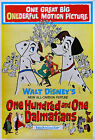 """101 DALMATIONS""..Classic Disney Animated Movie Poster A1A2A3A4Sizes"