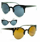 Women's  SUNGLASSES - Vintage / Clubmaster - Hand Polished Frame (FREE POST AUS)
