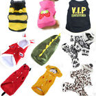 9Style Pet Dog Cat Clothes Coat Apparel Puppy Rabbit Hoodie Spiderman Costume