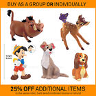 New DISNEY BULLYLAND plastic toy animal figures / cake toppers MISC CHARACTERS