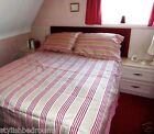 SALE LAST ONE - WAS £50 , 300-350 TC PRINTED 100% EGYPTIAN COTTON DUVET SETS