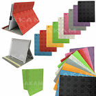PU Leather Smart Folding Book Cover Case For iPad 2 3 4 with Sleep Wake