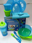 TOMMEE TIPPEE    NEW IN EXPLORA COMPLETE TODDLER  KIT  BOYS/GIRLS  4M+ BPA FREE