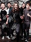 WHILE SHE SLEEPS This Is The Six SIGNED Autographed PHOTO Print POSTER Shirt 003