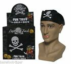 Pirate Play Bandana, Great For Kids Parties. Choose How Many!